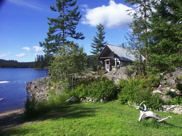 Star Lake Fishing Resort Cabins